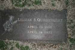 Lillian Pearl <i>Stover</i> Quisenberry
