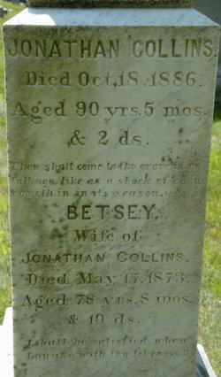 Betsey <i>Daniels</i> Collins