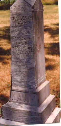 Charles Conrad Hawk