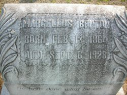 Marcellus Benton