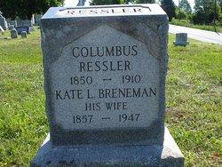 Catherine L Kate <i>Breneman</i> Ressler