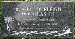 Russell Burleigh Douglas, III