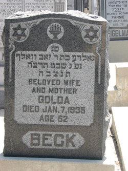 Golda Beck