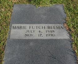 Marie <i>Futch</i> Beeman