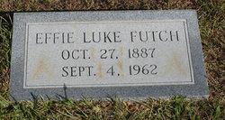 Effie <i>Luke</i> Futch