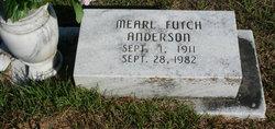 Mearl <i>Futch</i> Anderson