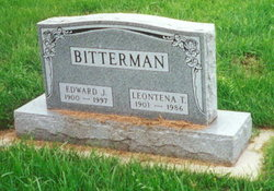 Leontena T. Tina <i>Bentz</i> Bitterman