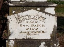 Willis Avery