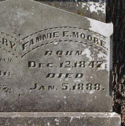 Fannie E. Moore