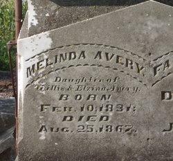 Melinda Avery