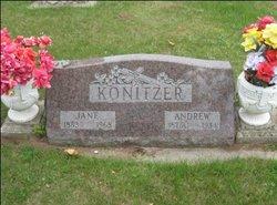 Jane Jennie <i>Berton</i> Konitzer