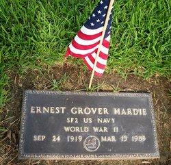Ernest Grover Hardie