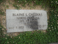 Blaine Lequire Childers