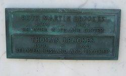 Ruth Martin <i>Martin</i> Brookes