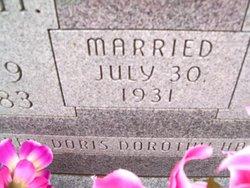 Ethel Ednah <i>Deardorff</i> Burmester
