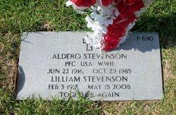 Aldero Stevenson