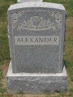 William Joseph Alexander