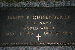 James E. Quisenberry