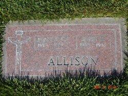 Joanne Carol <i>Baker</i> Allison