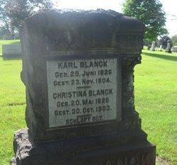 Karl Blanck