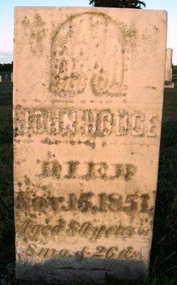 John Hamilton Hodge