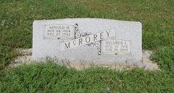 Mildred L McRorey