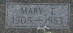 Mary <i>Tipton</i> Gabhart