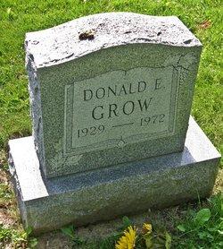 Donald E. Grow