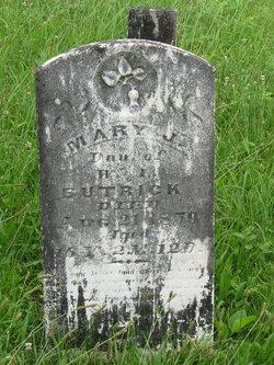 Mary J Butrick
