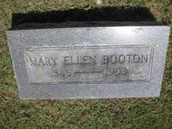 Mary Ellen <i>Haynes</i> Booton