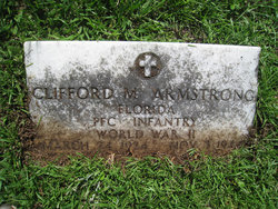 PFC Clifford M. Armstrong