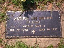 Arthur Lee Sonney Brown