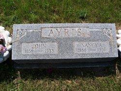 Nancy Arnetta <i>Hovey</i> Ayris