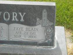 Faye <i>Blain</i> Ivory