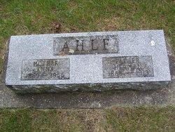 Anna <i>Aggen</i> Ahlf