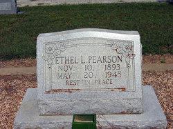 Ethel Lee <i>Vann</i> Pearson