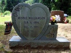 Minnie Williamson