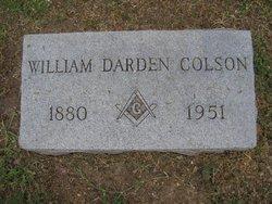 William Darden Colson
