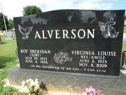 Virginia Louise <i>Angle</i> Alverson