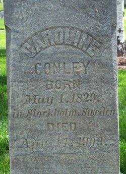Caroline <i>Ericksen</i> Conley