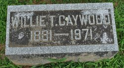 Willie A <i>Tout</i> Caywood