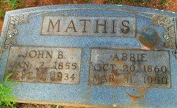 Abbie <i>Hancock</i> Mathis