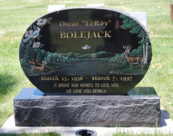 Oscar Leroy Leroy Bolejack