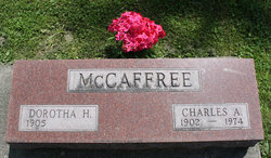 Charles Allard McCaffree