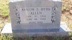 Bascom Zirkle Pete Allen