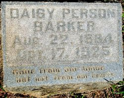 Daisy Bell <i>Persons</i> Barker