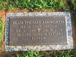 Alan Thomas Ashworth