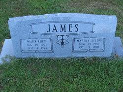 Martha Nelson James