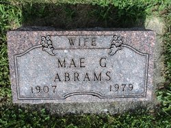 Mae G. <i>Herrmann</i> Abrams