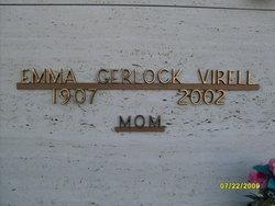 Emma Gerlock <i>Gerlock</i> Virell